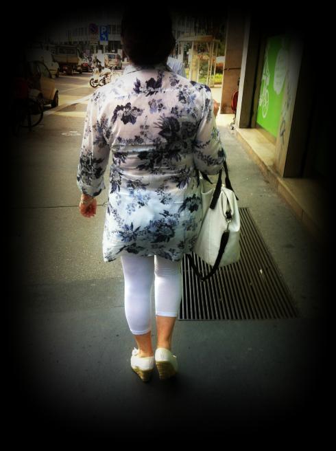leggings bianchi, leggins bianchi, milano street style, milan street style, italia street style, italy street style