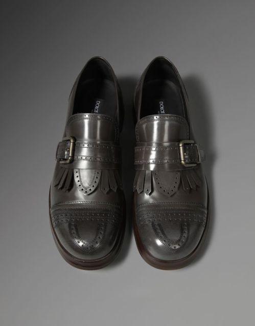 scarpe uomo dolce e gabbana, mocassino dolce&gabbane, brogue dolce&gabbana
