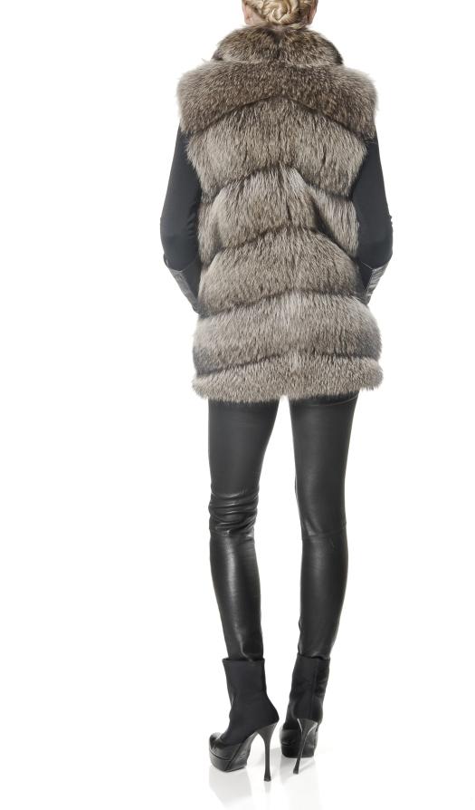 gilet pelliccia visone, smanicato pelliccia, pelliccia annabella, annabella online, annabella store online, JB Marmotta