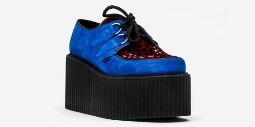 undergound, triple sole, wulfrun, creeper, shopping online, creepers online, underground store online