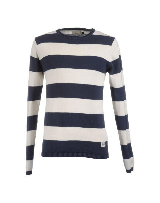 Jack&jones, maglia a righe, maglia a bande, maglia a righe blu, stripes, blue stripes, fashion blogger, maglia uomo a righe, zalando