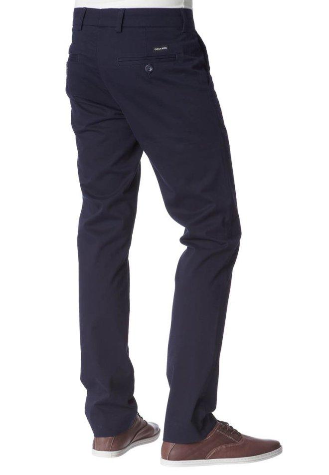 pantaloni blue, dockers, DOCKERS Chino - blu, panatloni blu da uomo zalando,  fashion blogger, fashion blog