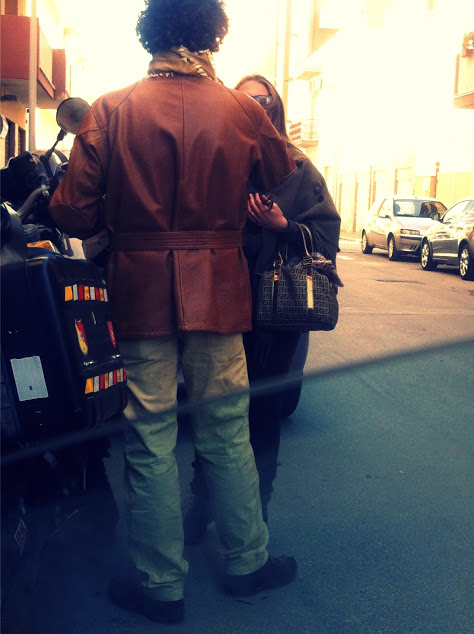 borsa fendi, bauletto fendi, borsa bauletto, giacca pelle, giacca di pelle con cintura, capospalla pelle, Sahariana pelle,street style, urban style, sicily street style, sicilia street style