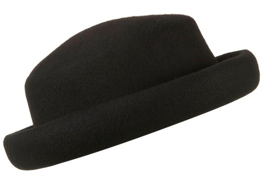 porkpie hat, cappello maschile, tese arrotondate, cappello arrotondato, topshop, cappello nero maschile, fashion blog, fashion blogger