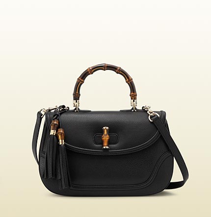 borsa gucci new bamboo, fashion blogger