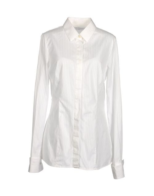 KARL LAGERFELD, yoox, Camicia maniche lunghe