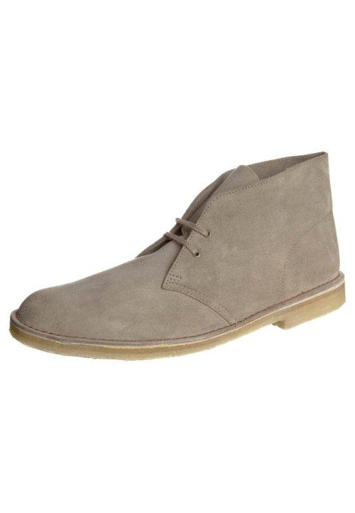 Clarks Originals DESERT BOOT, Stivaletti con i lacci, clarcks  beige, zalando, scarpe stringate maschili