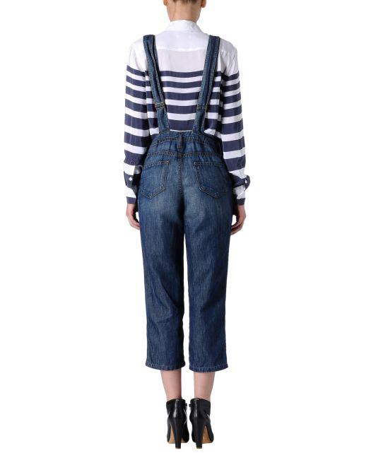 J BRAND, Salopette jeans, thecorner