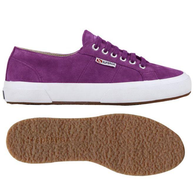 superga, sneaker, scarpe da tennis, sneaker viola