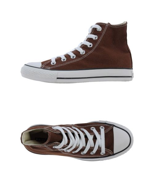 converse alla star, converse marroni, all star marroni