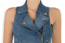 4.Gilet di jeans