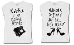 7.T-shirt che parlano